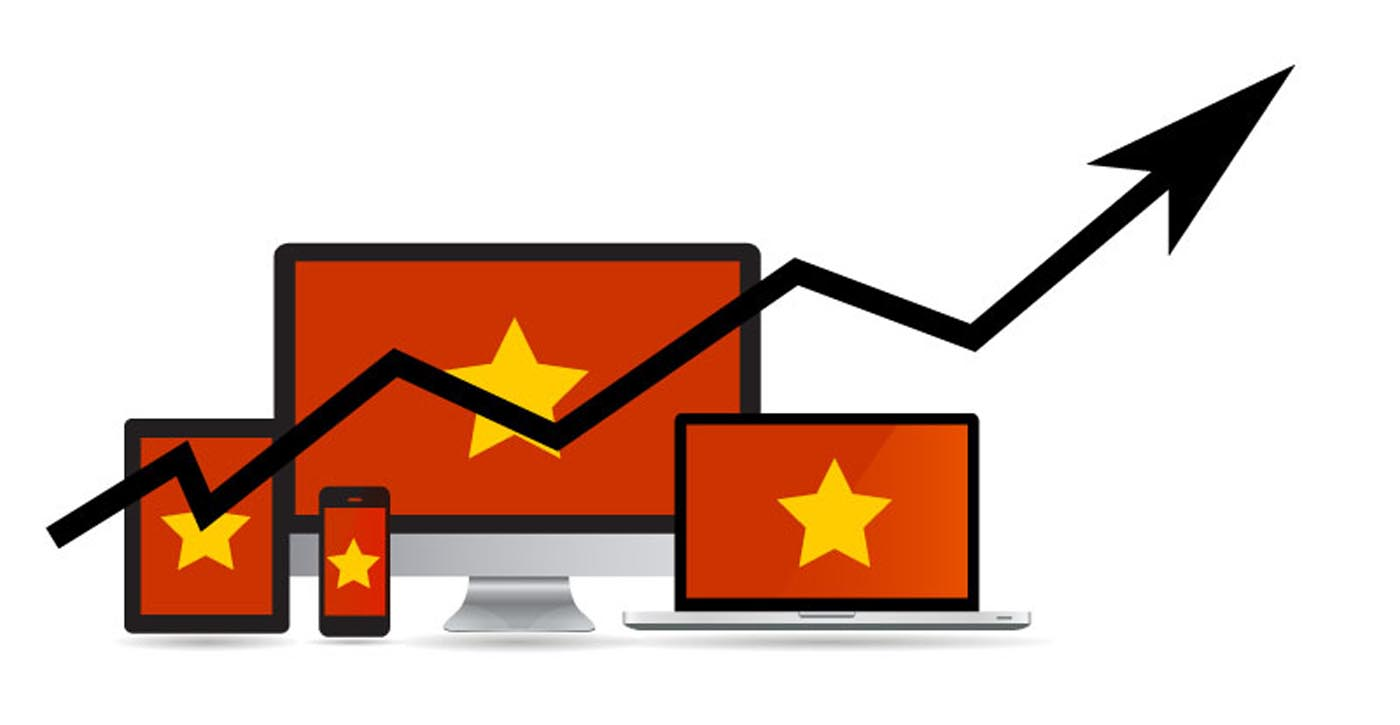 Internet statistics in Vietnam 2015 including Social media and Mobile