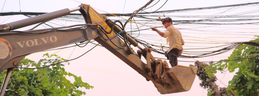 Cables electrique Hanoi