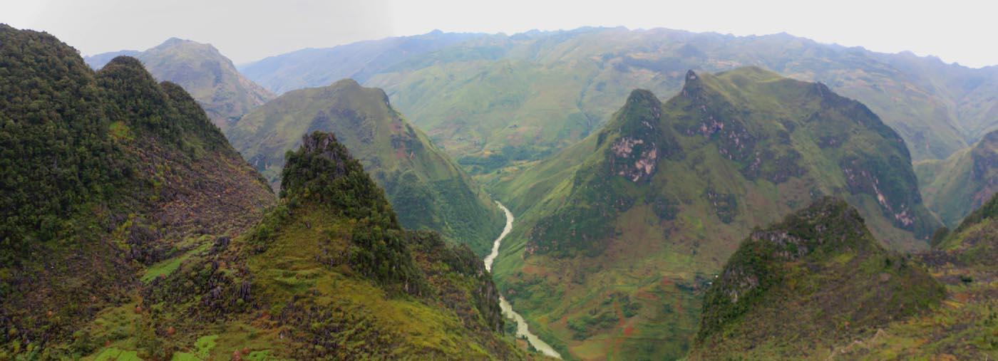 Ha Giang Nord Vietnam