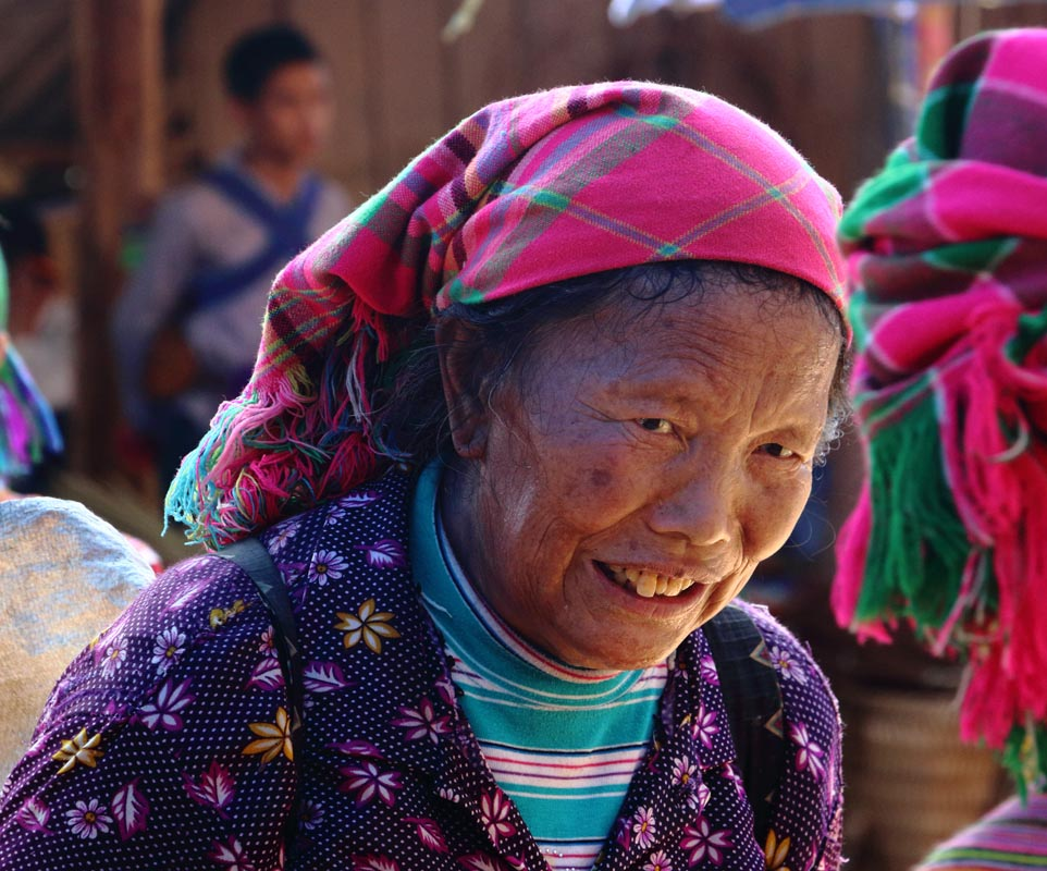 Women Hmong North Vietnam