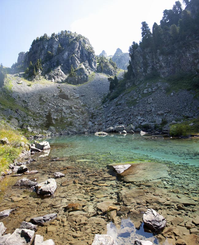 Lac de Leama