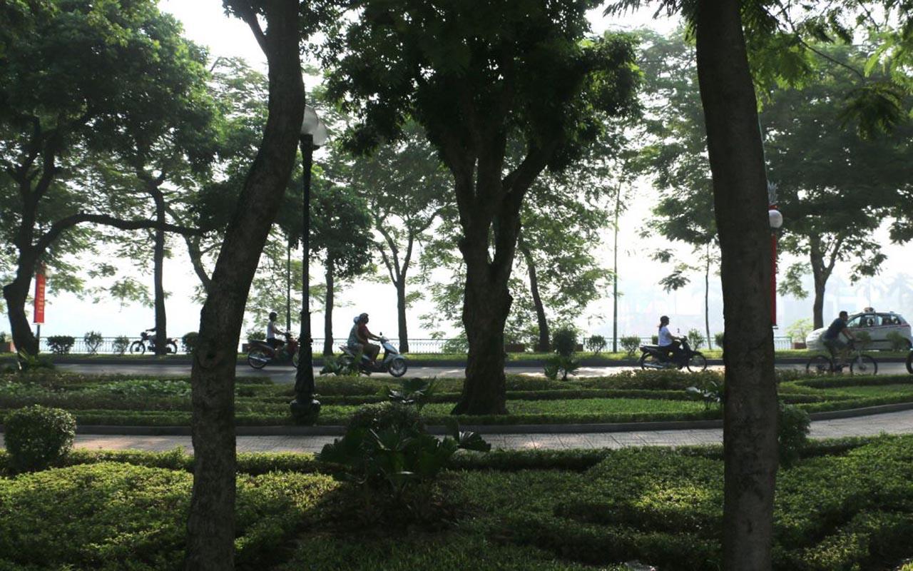 Les transports à Hanoi