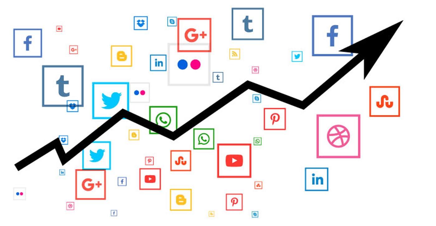 Social media statistics in 2016