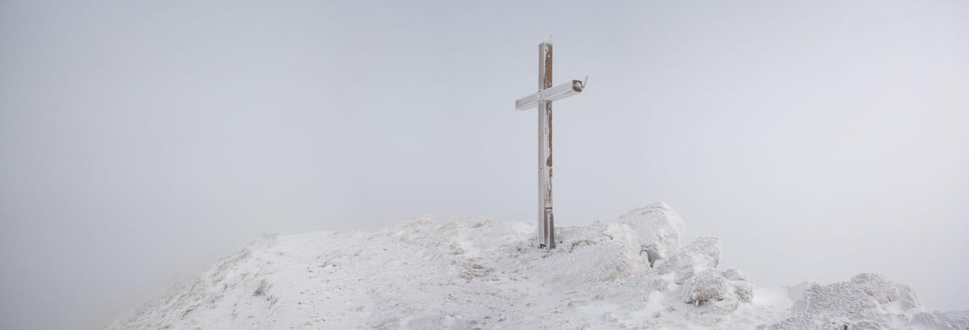 Croix du sommet de Chamechaude
