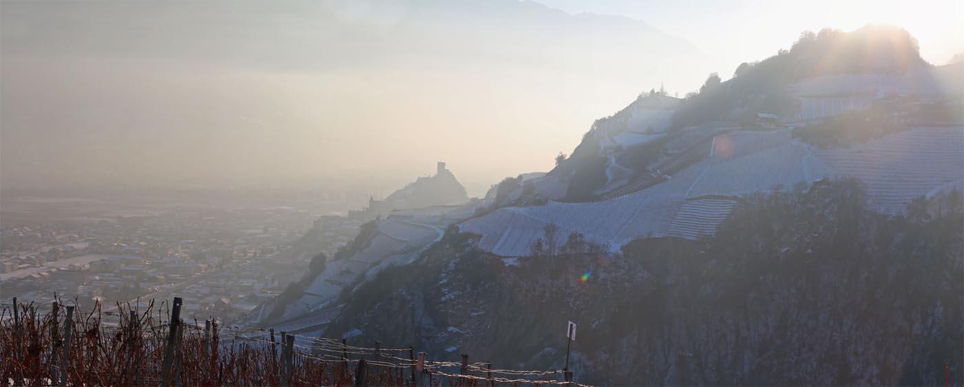 Photos panoramiques de Torgon ou ses environs (Valais,  Suisse)