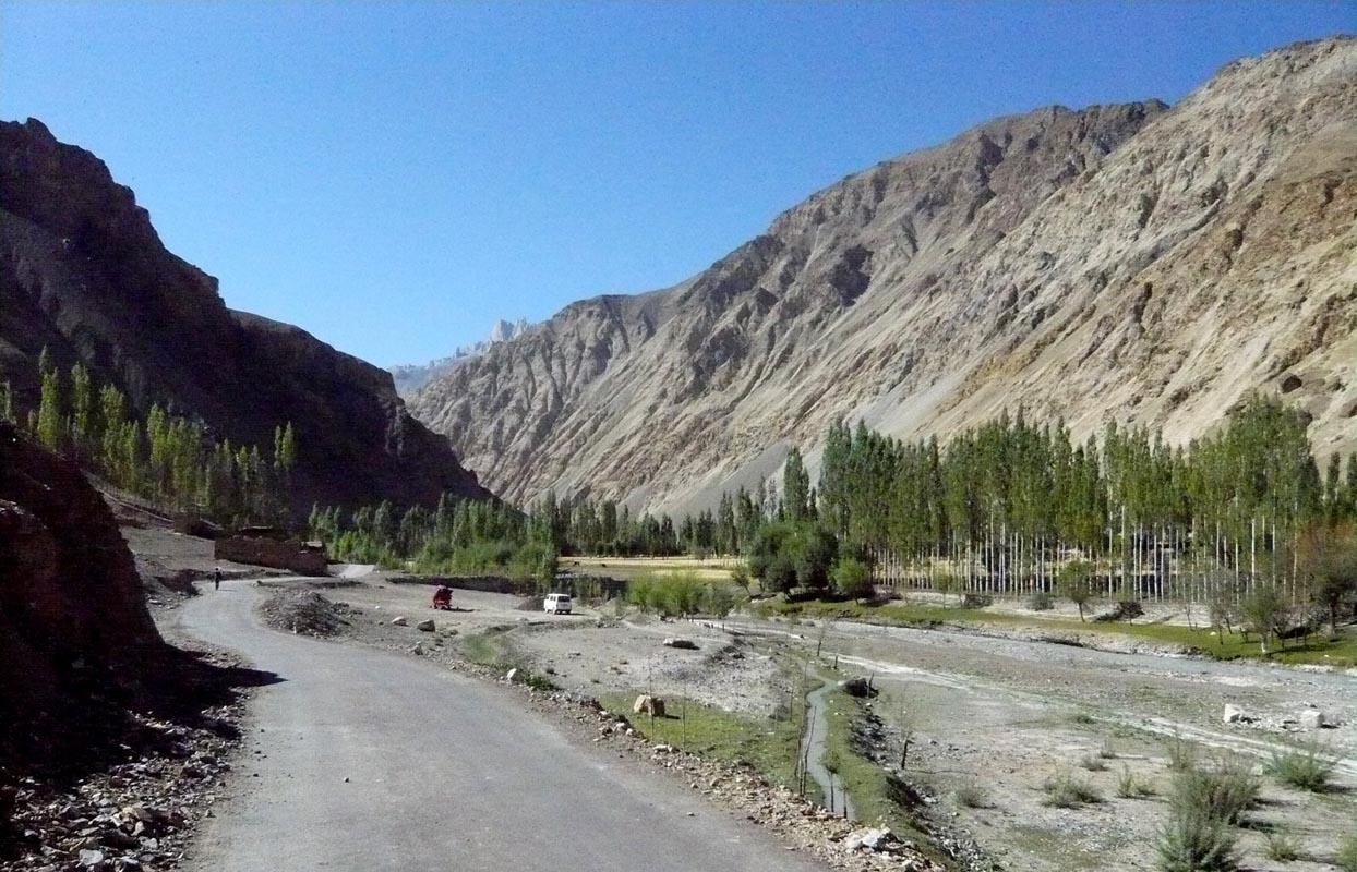 Randonnée au Ladakh