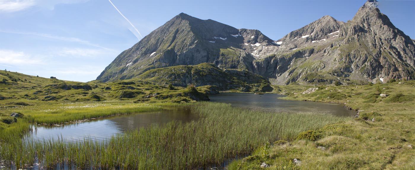 Panorama Taillefer lac Fourchu