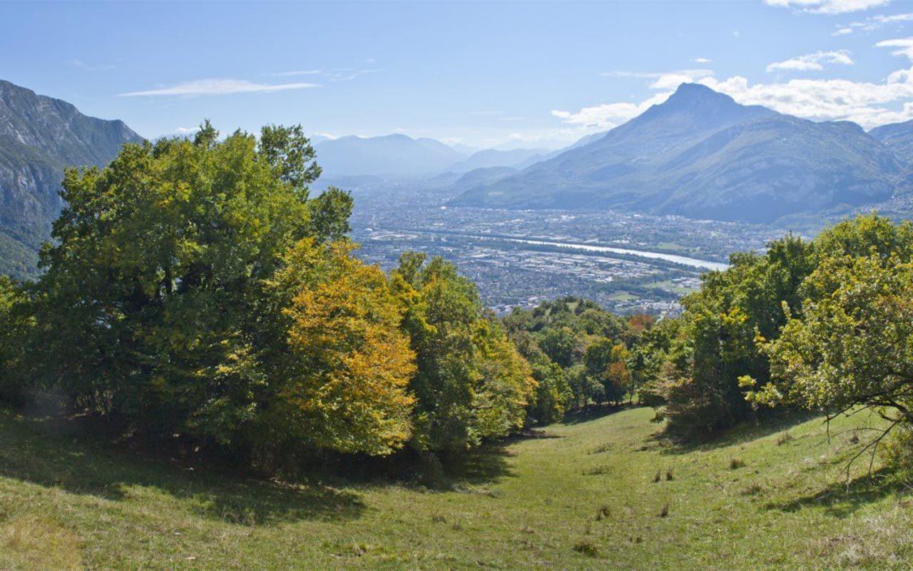 Mont Sialet petite rando tout proche de Grenoble