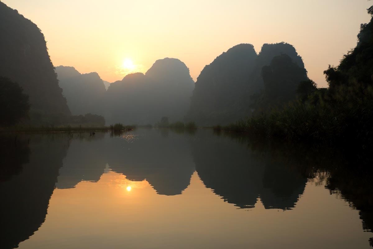Ninh Binh, Sud de Hanï