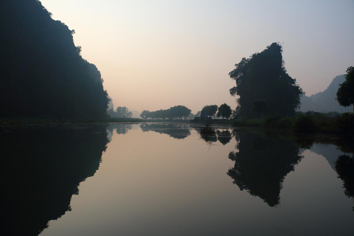Ninh Binh, Sud de Hanoï