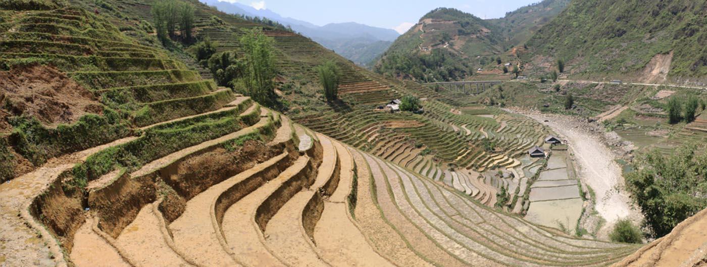 Sapa, Nord Vietnam