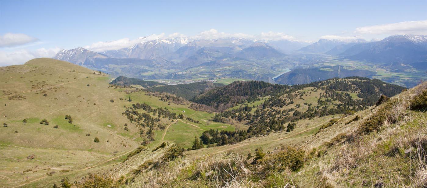panoramiques - randonnée du Sénépi