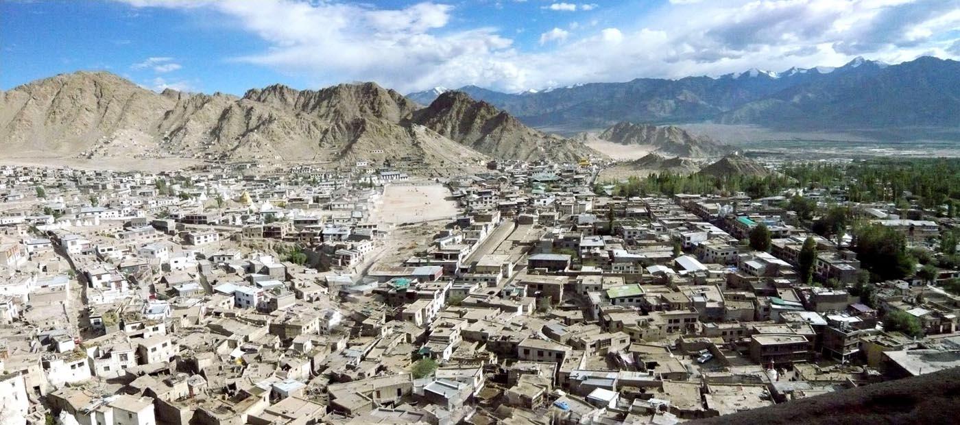 Leh Capitale du Ladakh