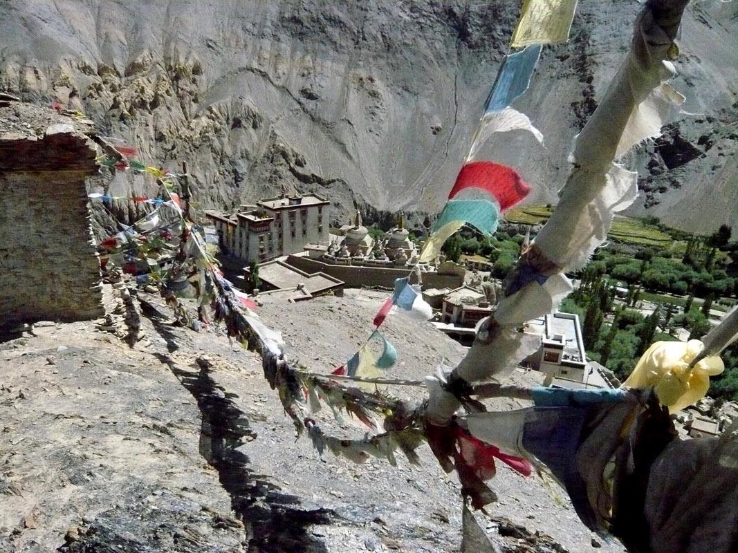 Le monastère de Lamayuru