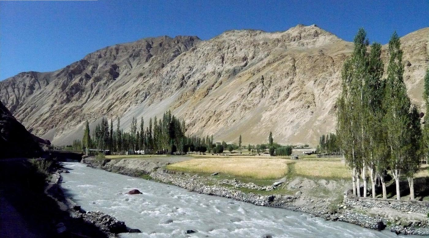Randonée au Ladakh