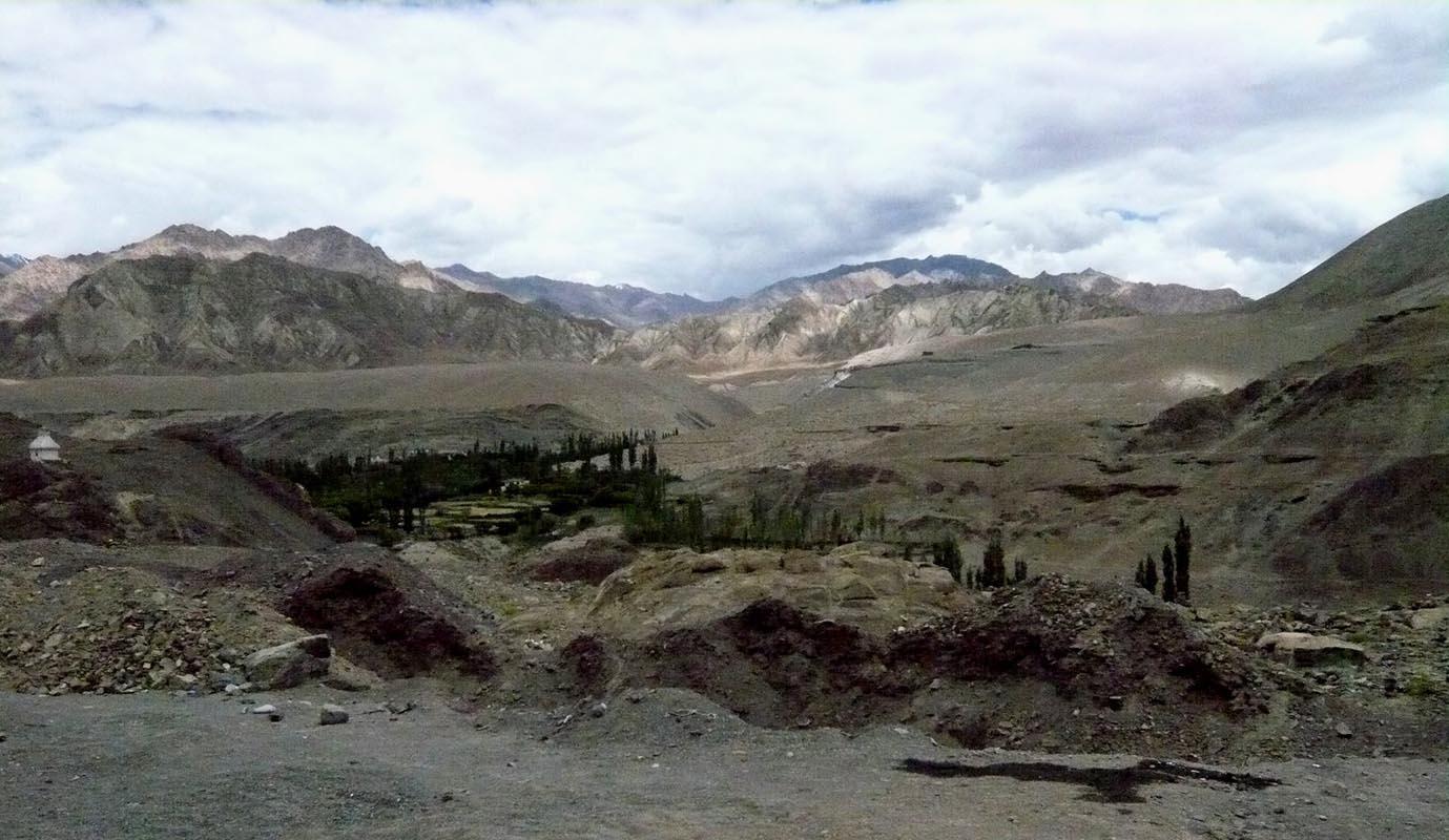 Du coté d'Alchi au Ladakh