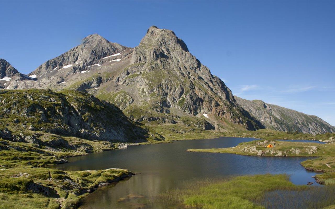 Le grand Taillefer – Randonnée dans le massif du Taillefer – 2 jours