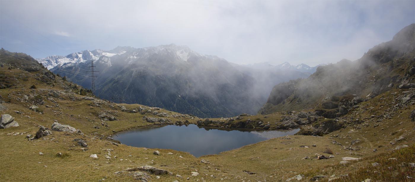 Randonnée lac de Coche
