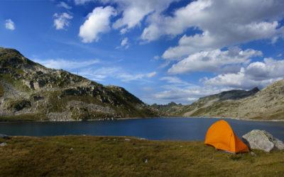 Randonnée aux lacs des 7 laux