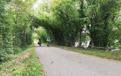 Matériel Rando vélo pour une famille avec 2 enfants sur 5 jours